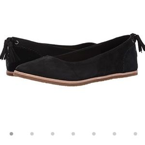 Ugg W Mesa black slip on shoes